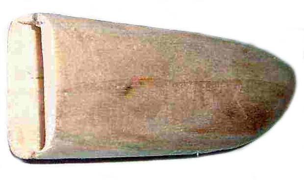 Из какого металла сделать нож