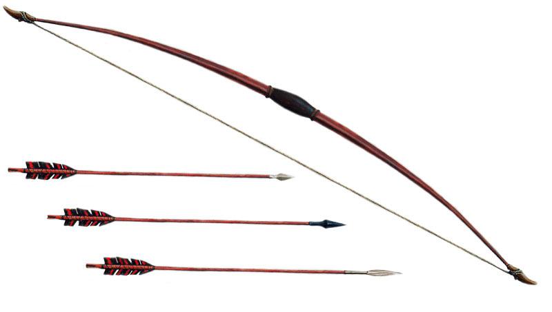 Как сделать луки и стрелы своими руками